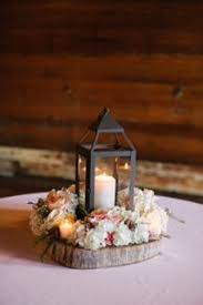 Wedding Centerpiece Lantern by Rustic Lantern Wedding Reception Centerpiece Lantern