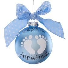 personalized baby s 1st mitten ornament kimball
