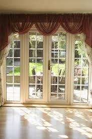 french door window treatments in a nice design 728x1092 jpg
