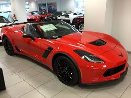 black convertible cars 2016 corvette z06 convertible in torch red with black interior and