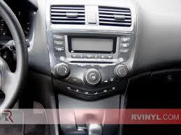 2003 honda accord dash honda accord 2003 2007 dash kits diy dash trim kit
