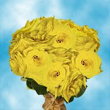 Global Roses Cheap Yellow Roses For Sale Online Florist Huge Bouquet Of Roses