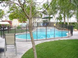 pool fence fresno pool safety fencing in central ca