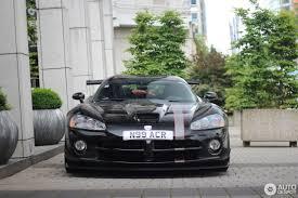 Dodge Viper Venom - dodge viper srt 10 acr voodoo edition 25 june 2016 autogespot