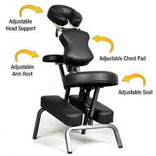 top quality adjustable cozy tattoo chair portable massage chair
