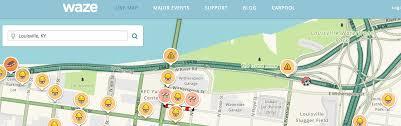 Waze Map Waze Internal Hackathon Office Of Civic Innovation