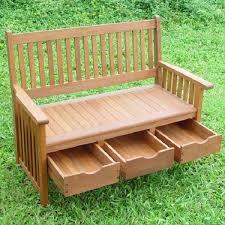 best 25 garden bench with storage ideas on pinterest deck