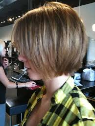 sliced layered chin lengt bob with bangs 15 unique chin length layered bob short hairstyles 2017 2018