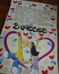 imagenes de carteles de amor para mi novia hechos a mano carteles amor pinterest cartelitos carteles de amor y instagram