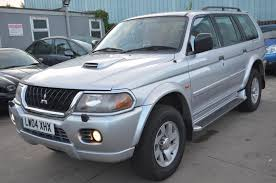 mitsubishi pajero sport 2005 used mitsubishi shogun sport cars for sale motors co uk