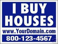 marketing with bandit signs for real estate investors ebay