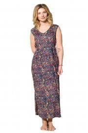 maxi kjole bæredygtige kjoler i miljøvenlige tekstiler