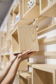 Making Wood Bookshelves by Best 25 Box Shelves Ideas On Pinterest Shelf Ideas Diy