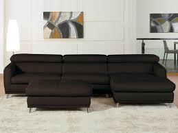 canap 6 places cuir canapé d angle cuir de vachette 5 places marron 53964 53967