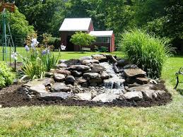 pondless waterfall designs pictures
