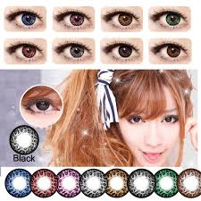 halloween color contact lenses tiger leopard big eye cosmetic