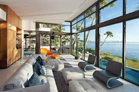 view interior of homes beautiful light filled rooms