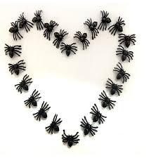 aliexpress com buy 20pcs bag simulation small black fake spider