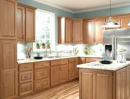 kitchen paint color ideas with oak cabinets oak cabinets kitchen ideas bloomingcactus me