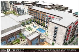 springfield redevelopment authority casino information