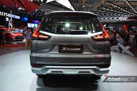 mitsubishi expander putih first impression review mitsubishi xpander 2017 indonesia