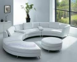 round sofa round sectional couch foter