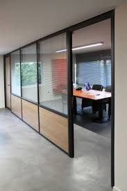 cloison aluminium bureau cloison amovible en aluminium en bois de bureau 3000