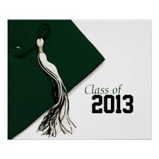 graduation poster graduation tassel posters zazzle