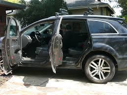 Audi Q7 2012 - car mama audi q7 happy driver happy family