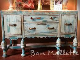 waterfall buffet bon mallette refurbished furniture and home decor