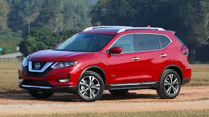 nissan rogue hybrid mpg 2017 nissan rogue hybrid first drive efficiency at the expense of