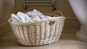 Cane Laundry Hamper by Willow Baskets Luxury Hampers Bespoke Baskets Somerset