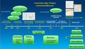 Maps Timeline Community Maps Recap From The 2014 Esri Interna Geonet