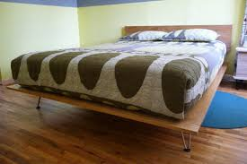 Platform Bed Frame Plans by Easy To Build Diy Platform Bed Designs