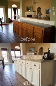 Before And After White Kitchen Cabinets 102 Best Diy Kitchen Updates Images On Pinterest Home Kitchen
