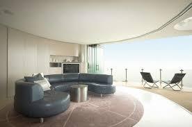 canape designe canapé demi lune et canapé rond 55 designs spectaculaires