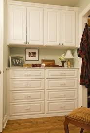 Built In Cabinets In Dining Room Best 25 Built In Dresser Ideas On Pinterest Closet Dresser