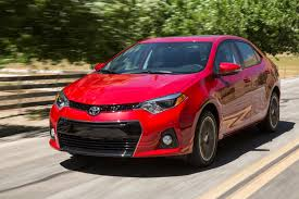 toyota new car 2015 toyota corolla named most reliable car in america the news wheel