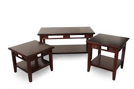 ashley logan coffee table set mathis brothers furniture