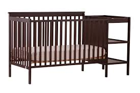 Convertible Crib And Changer Combo by Amazon Com Stork Craft Milan 2 In 1 Fixed Side Convertible Crib