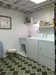 unfinished basement laundry room ideas october 2017 toolversed