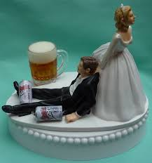 wedding cake og wedding cake topper coors light mug cans drinker