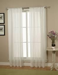 white sheer curtains custom white sheer curtains on a floor