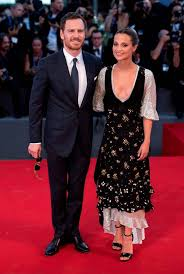 The Light Between Two Oceans Michael Fassbender And Alicia Vikander Finally Make Red Carpet