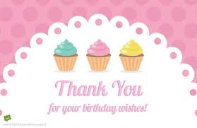 birthday thank you notes thank you notes for your birthday wishes