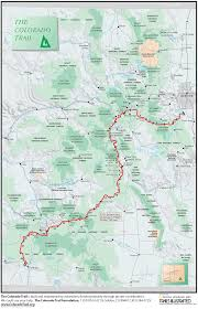 Maps Of Colorado Colorado Trails Map Arizona Map