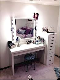 Mirror With Lights Around It Dressing Table Vanity Ikea Design Ideas Interior Design For Home