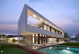 architects design a contemporary villa in los angeles california