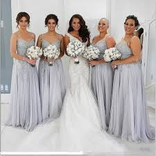 silver dresses for a wedding compare prices on cheap silver bridesmaid dresses shopping
