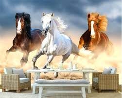 wall ideas horse wall mural horse wall murals wallpaper horse